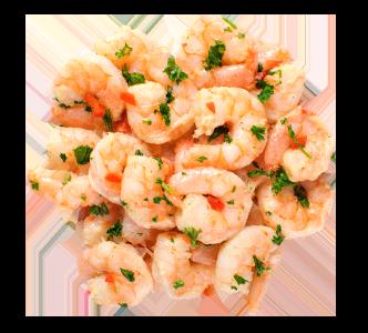 Chilled Marinated Shrimp