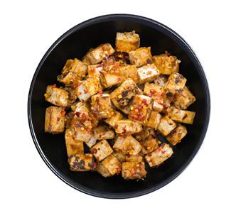Sesame Citrus Tofu