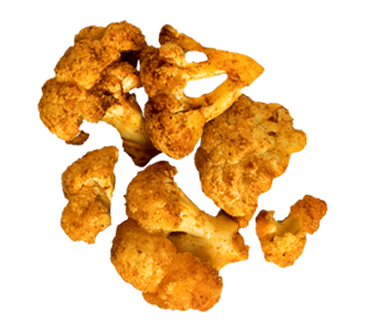Smoked Paprika Cauliflower