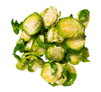 Roasted Brussels Sprouts 1