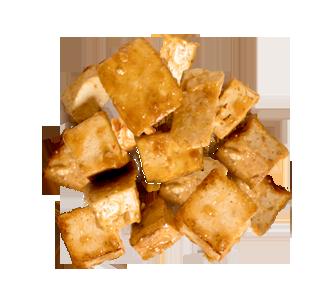 Sesame Citrus Tofu 2